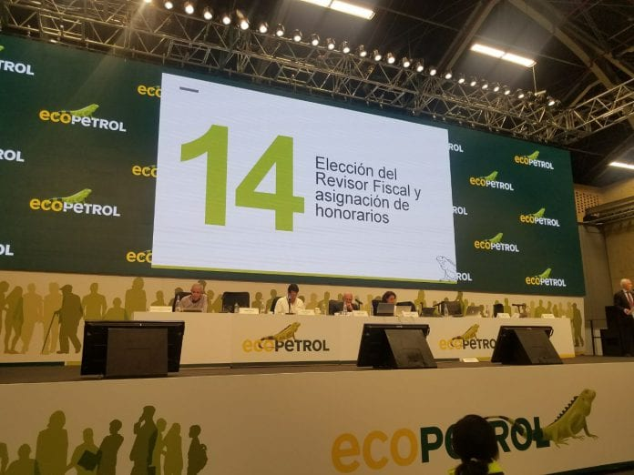 Aprobado pago de dividendo de Ecopetrol