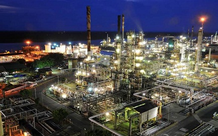 Huelga afectaría actividad de refinería de Barrancabermeja, la más importante de Colombia