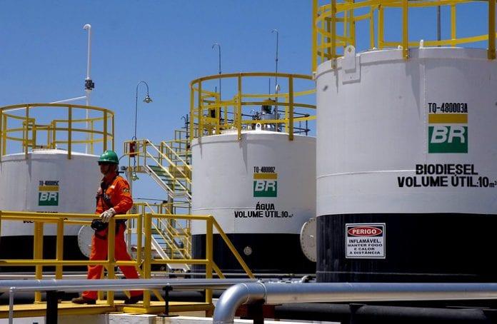 Petrobras enfrenta huelga de trabajadores petroleros
