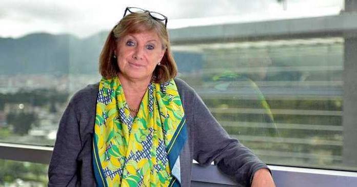 Mónica de Greiff ingresó a la Junta Directiva de Gran Colombia Gold