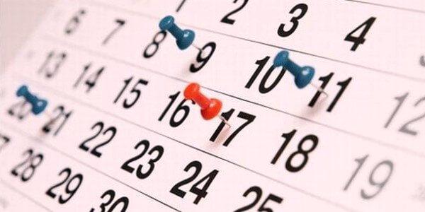 Habemus feriado  El próximo lunes no tendrás que ir trabajar