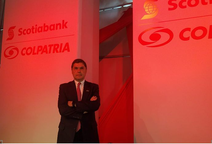 $731 mil millones invertirá Scotiabank tras compra de clientes a Citibank