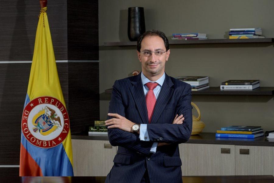 Fernando Jiménez acompañará a Restrepo como viceministro de Hacienda