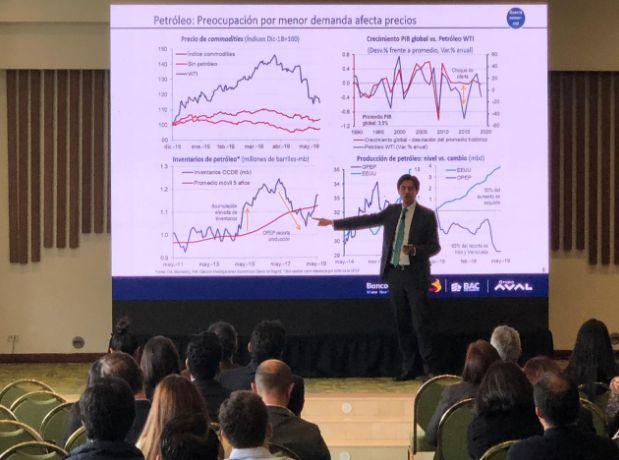 Banco de Bogotá ve crecimiento del PIB para 2019 en 3 %; inflación sería 3,2 %