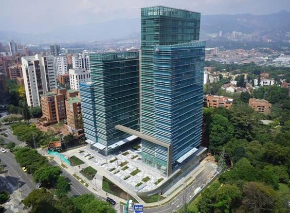 El PEI Compr Edificio One Plaza En Medelln Por 6664