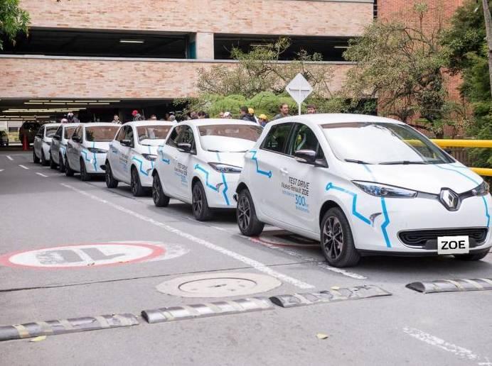 Mercado colombiano de vehículos híbridos y eléctricos resiste a la crisis