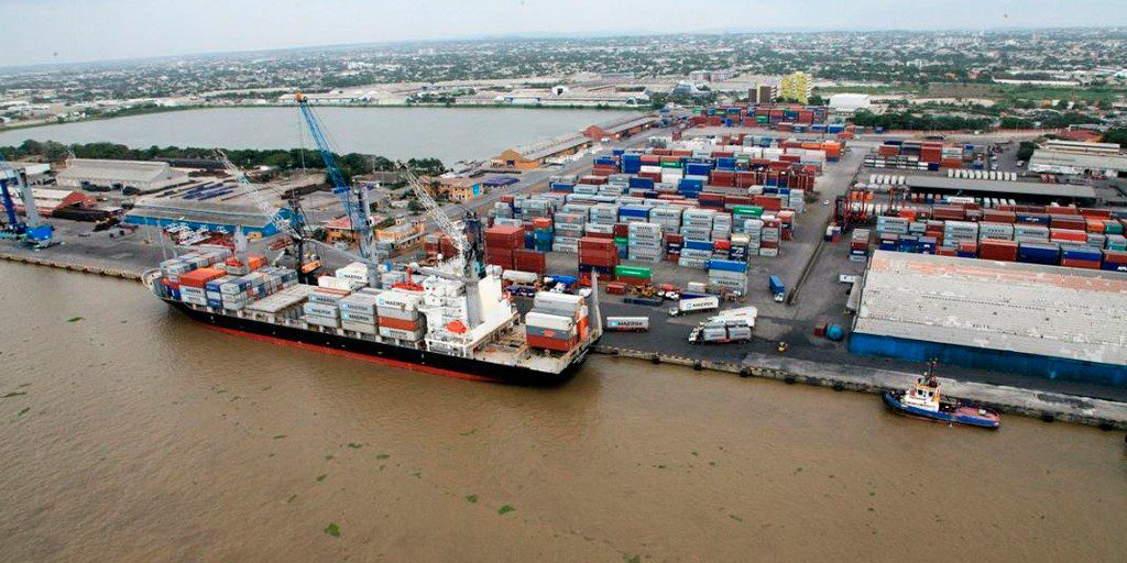 Exportaciones de Colombia crecieron 56,3 % en abril de 2021