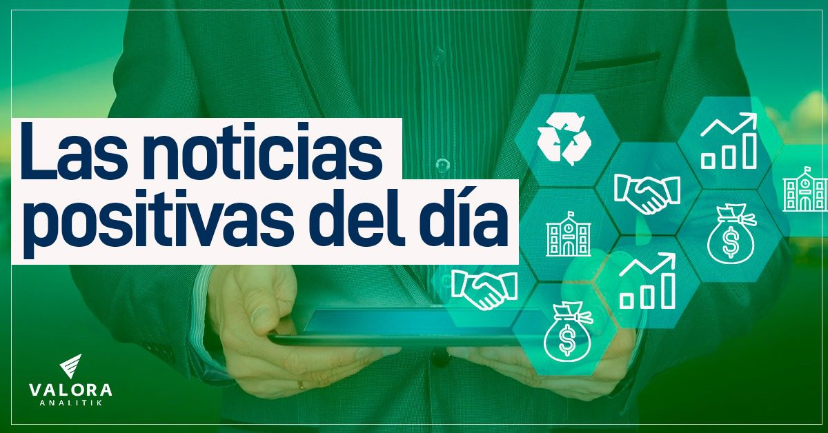 Noticias positivas de Nestlé, Teleperformance y Bancolombia