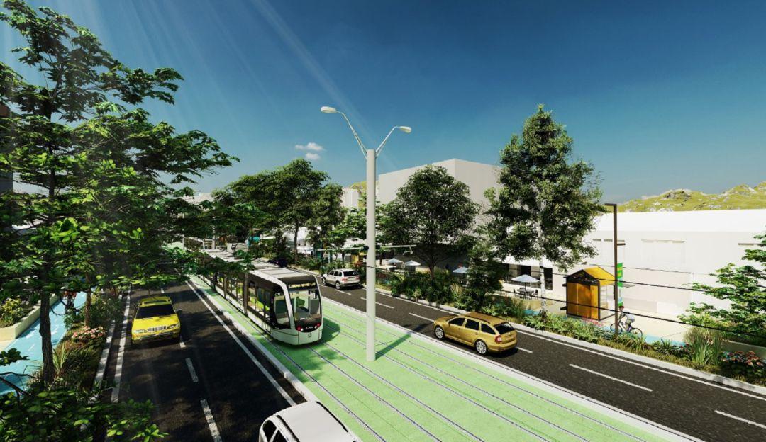 Conpes aprueba financiación de la Nación para Metro de la 80 en Medellín
