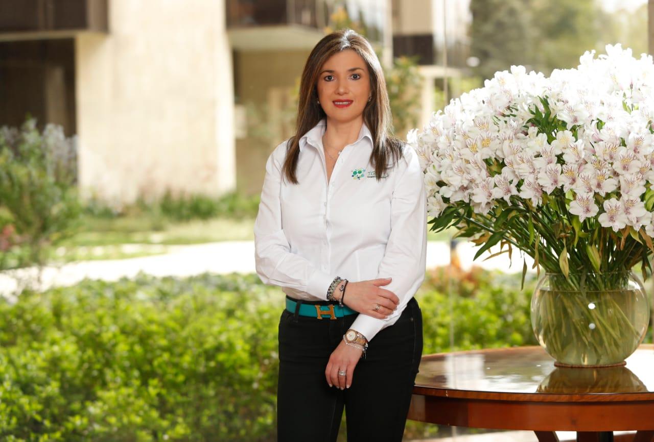 Monica Contreras Esper - Presidenta TGI