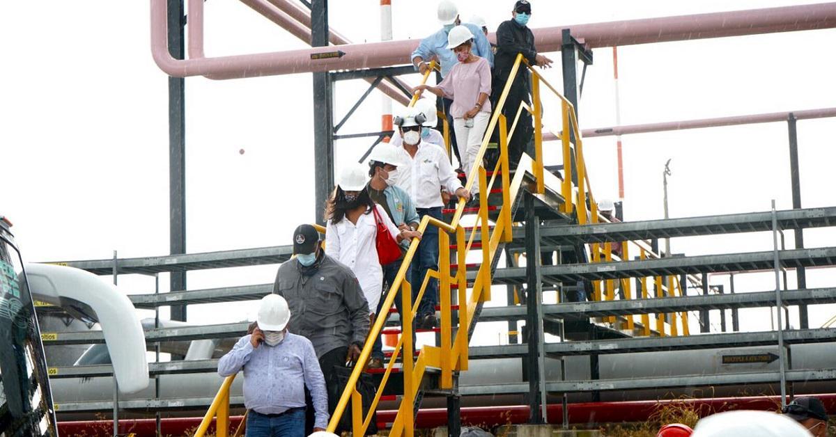 Ecopetrol busca transformación energética de Colombia con nuevos parques solares