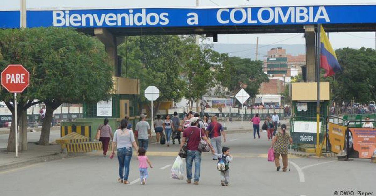 Fronteras-Terrestres-Colombia Foto: DW