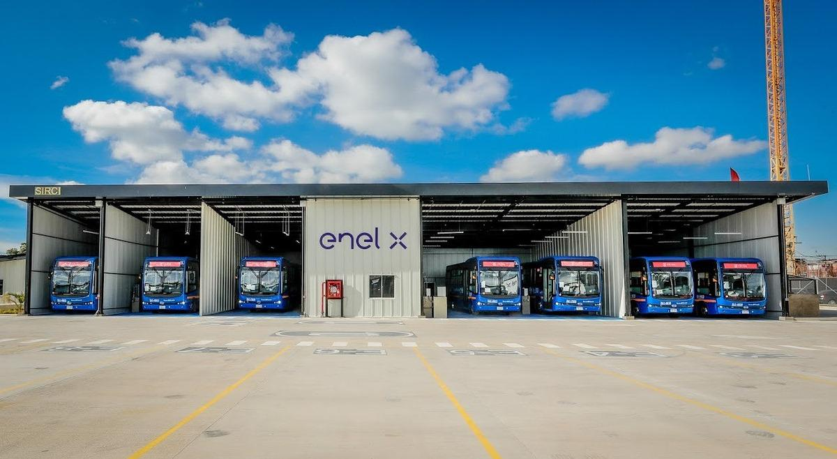 Así quedará flota de buses eléctricos en Bogotá; Enel X, ganadora de licitación