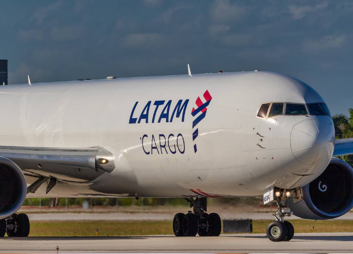 Latam Airlines prevé levantar operación a números previos a la pandemia