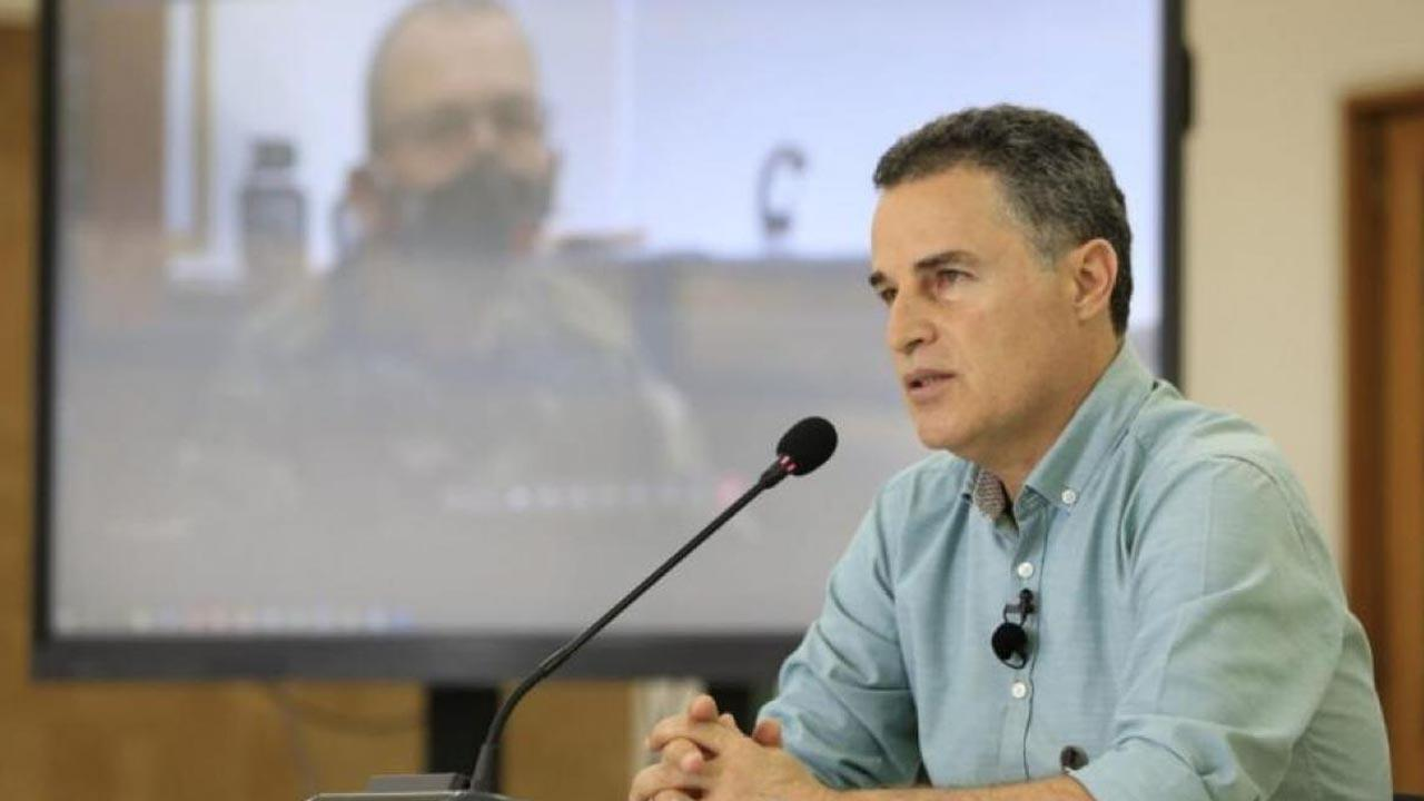 Fiscalía General detiene de nuevo a Aníbal Gaviria gobernador de Antioquia