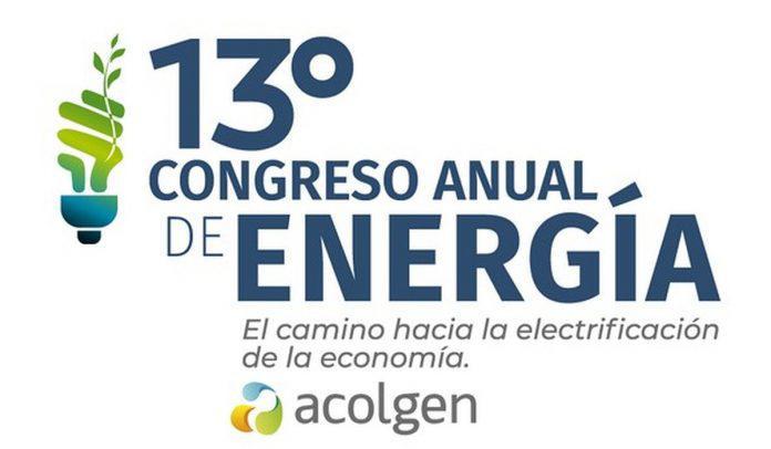 Se viene Congreso de Energía de Acolgen con speaker de alto nivel; Valora Analitik será media partner
