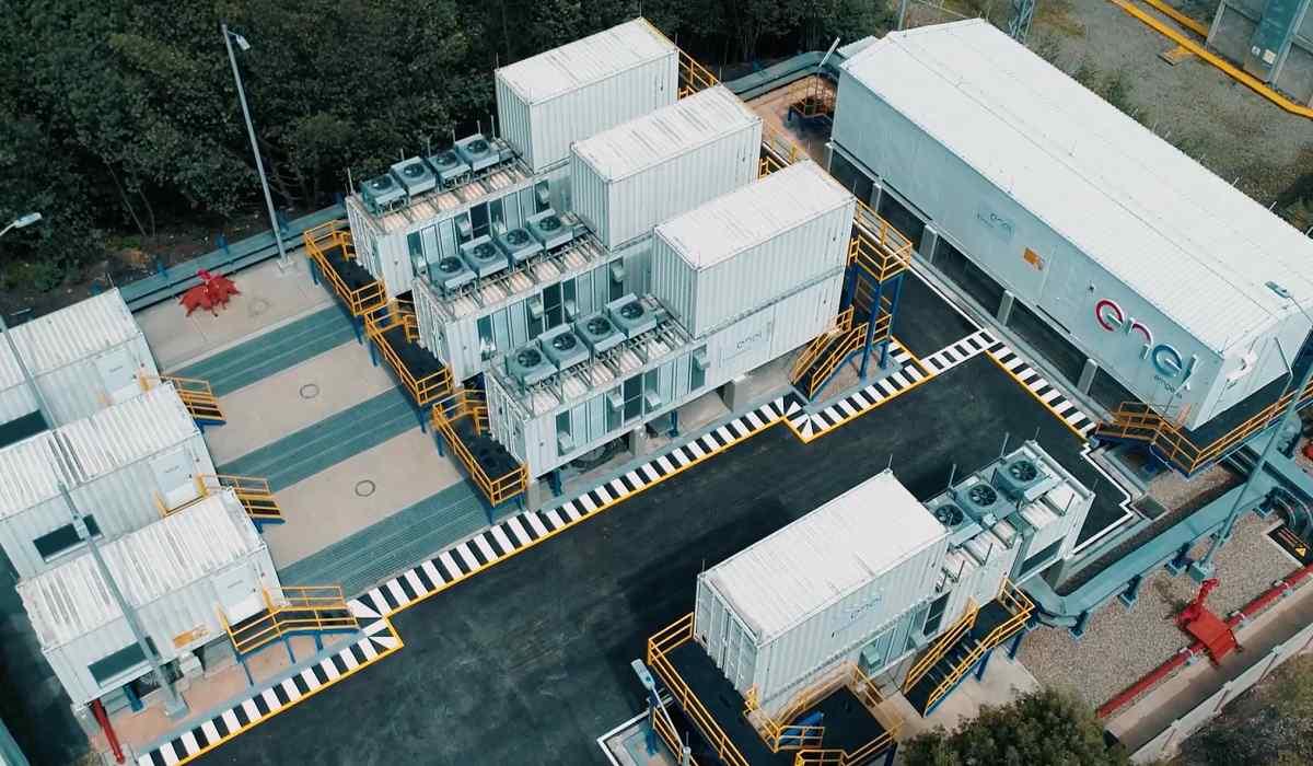 Video   Enel Colombia inaugura sistema de baterías de almacenamiento a gran escala