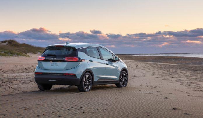 General Motors anuncia inversiones en vehículos eléctricos y autónomos por US$35.000 millones
