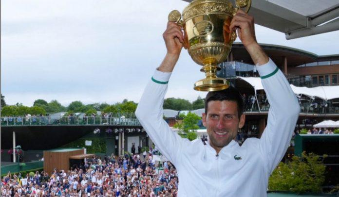¿Cuánto ha ganado Novak Djokovic como tenista profesional?