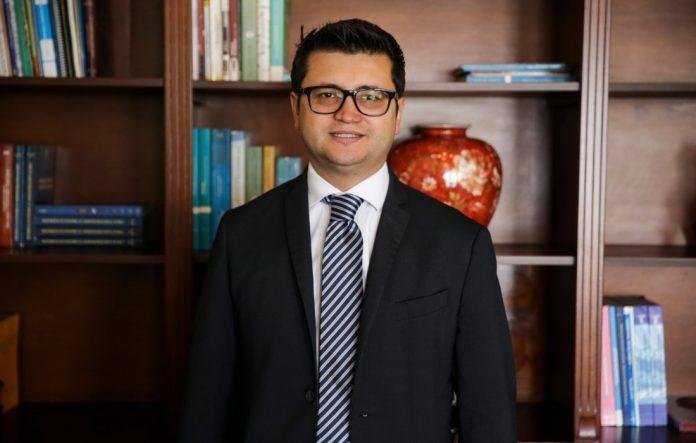 Jesús Bejarano, viceministro técnico de Hacienda. Foto: Cortesía MinHacienda