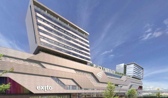 Parque Arauco administrará centro comercial Plaza Fabricato en Bello (Antioquia)
