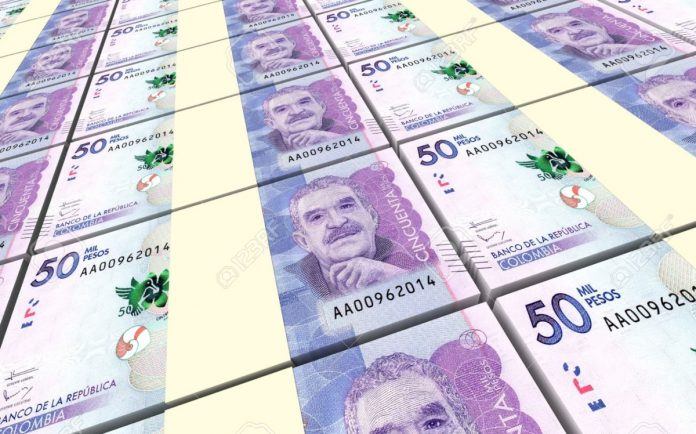 BanRep y fondos extranjeros, con mayores crecimientos de TES colombianos en agosto