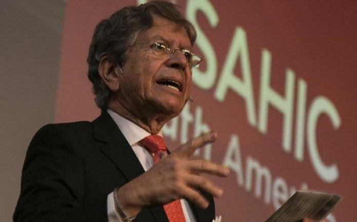 Arturo García, presidente de Sahic